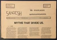 image of Sandesh. Vol. 2 nos. 6, 7_8. Anniversary issue (June, July, August 1971)