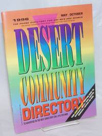 image of Desert Community Directory: the phone directory for gay men and women; May-October 1996