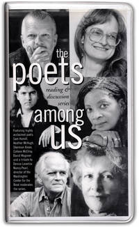 image of The Poets Among Us: Reading and Discussion Series. Readings by Sherman, Sam Hamill, Colleen McElroy, Heather McHugh, David Wagoner and featuring A Tribute to Denise Levertov with Robert Creeley and others.