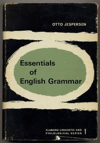 image of Essentials of English Grammar