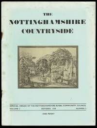 image of The Nottinghamshire Countryside Volume 2 Number 2 October 1938