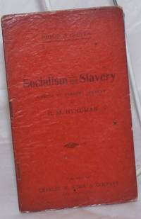 image of Socialism and slavery, a reply to Herbert Spencer