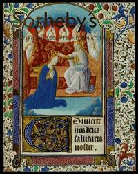 image of Western Manuscripts and Miniatures Auction Catalogue 7 December 2004
