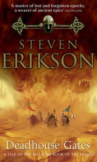 image of Deadhouse Gates: Malazan Book of the Fallen 2