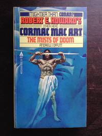CORMAC MAC ART: The Mist of Doom by Andrew J. Offutt - Paperback - First Edition - 1980 - from Astro Trader Books (SKU: 1000-732)