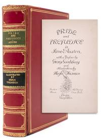 image of Pride and Prejudice with a Preface by George Saintsbury