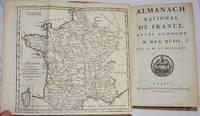 Almanach National de France, Année Commune 1793. L'An IIe de la République.