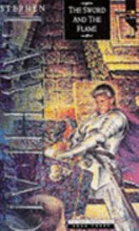 image of The Sword and the Flame (Dragon King Trilogy)