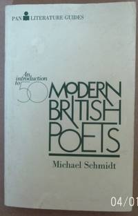 image of An Introduction to Fifty Modern British Poets (Pan literature guides)