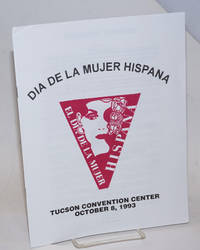Dia de la Mujer Hispana: Tucson Convention Center, October 8, 1993