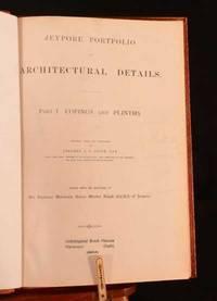 Jeypore Portfolio of Architectural Details
