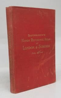 image of Bartholomew's Handy Reference Atlas of London & Suburbs