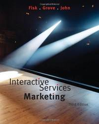 Interactive Services Marketing: Student Text