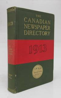 image of The Canadian Newspaper Directory 1913