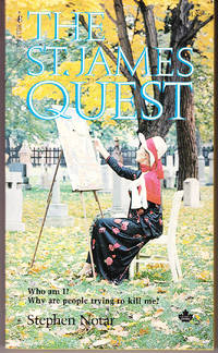 The St. James Quest by  Stephen Notar - 1st Printing - 1976 - from John Thompson and Biblio.com
