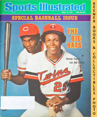 image of Sports Illustrated Magazine, April 10, 1978 (Vol 48, No. 16) : Special  Baseball Issue - The Big Bats, George Foster and Rod Carew