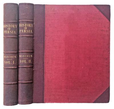 London:: Printed for John Murray, 1815., 1815. Two volumes. Large 4to. xxii, , 644; vii, , 715 pp. L...