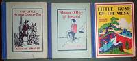 Lot of 3 by Madeline Brandeis, the Little Mexican Donkey Boy, Shaun O'Day  of Ireland, and Little Rose of the Mesa