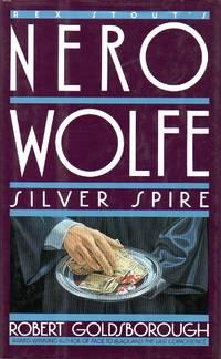 Silver Spire by Robert Goldesborough - first - 1992 - from Bujoldfan (SKU: 070811010553072374cvr)