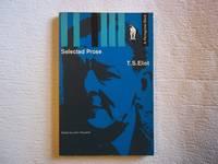 Selected Prose. Edited By John Hayward.