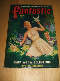 image of Fantastic Adventures March 1950