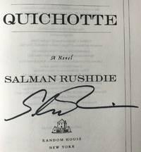 Quichotte (SIGNED)