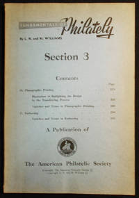 image of Fundamentals of Philately: Section 3