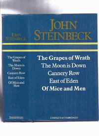 a comparison of john steinbecks of mice and men the grapes of wrath Extracts from this document introduction book report: of mice and men and the grapes of wrath by john steinbeck in the 1930s europe considered america a place of hope, opportunity and prosperity.
