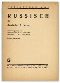 Russisch für Deutsche Arbeiter