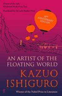 image of An Artist of the Floating World: 30th Anniversary Edition