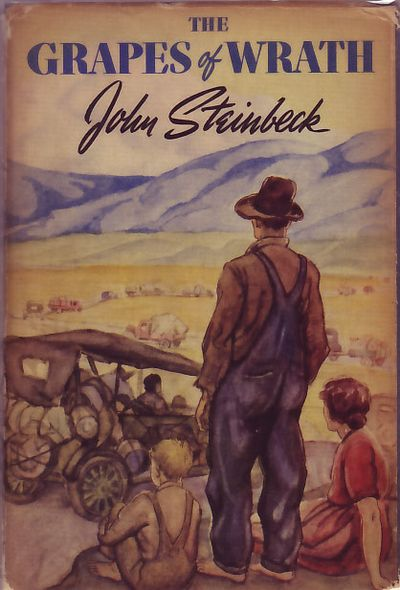 first edition. NY, Viking, 1939, first edition, first printing, dust jacket. Hardcover. His masterpi...