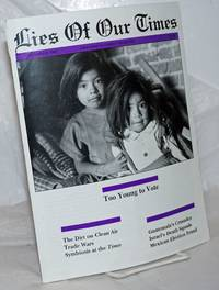 image of Lies of Our Times: A Magazine to Correct the Record; Vol. 3 No. 12, whole number 22, December 1992