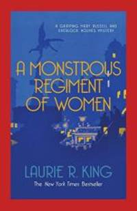 image of A Monstrous Regiment of Women (Mary Russell & Sherlock Holmes)