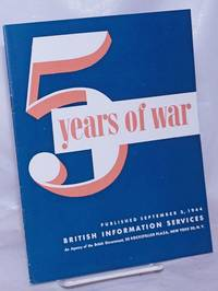 image of 5 Years of War