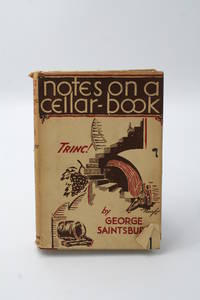 image of Notes on A Cellar-Book.