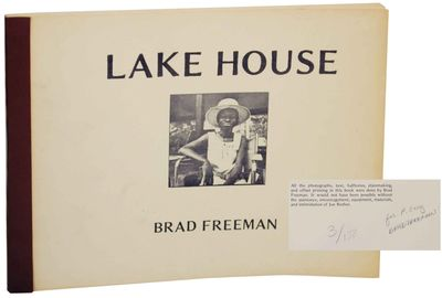 np: Brad Freeman, 1980. First edition. Oblong softcover. Number 3 of only 138 copies of this artist ...