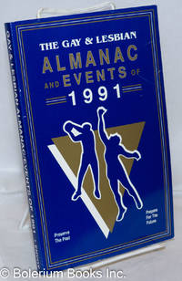 image of The Gay and Lesbian Almanac and Events of 1991