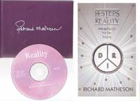 Richard Matheson:  A Primer of Reality ---with  Reality ( a CD of RM ) ---with 14 Steps to Reality:  Metaphysics for the Young ----3 Items -PRIMER is Signed