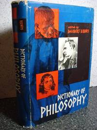 Dictionary Of Philosophy, The [15th Edition - Revised] by  dagobert runes - Hardcover - 1960 - from Hammonds Books  and Biblio.com