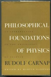 Philosophical Foundations of Physics