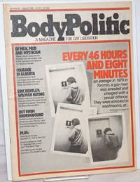 The Body Politic: a magazine for gay liberation; #61, March, 1980; Every 46 hours and eight minutes