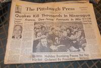 Pittsburgh Press: Franco, 'Dee-fence' Fantiastic in Win: Immaculate Reception Sunday December 24, 1972