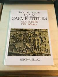 image of Opus Caementitium: Bautechnik der Romer