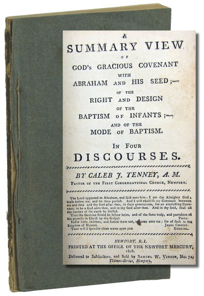 Newport: Printed at the Office of the Newport Mercury, Delivered and Sold to Subscribers by Samuel W...