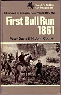 image of FIRST BULL RUN 1861