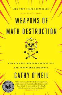 image of Weapons of Math Destruction