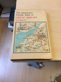 image of The Observer's Tourist Atlas of Great Britain and Ireland
