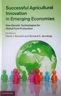 successful agricultural innovation in emerging economies bennett david j jennings richard c