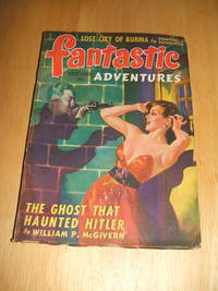 image of Fantastic Adventures for December 1942