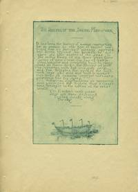 image of Etchings of Ships, including Winter Sailing; The Derelict; The Passing of the Sailing Man-O'-War; The Portogee Packet